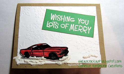 Wishing you Lots of Merry
