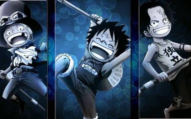 Anime 4k One Piece Wallpapers Gambarku