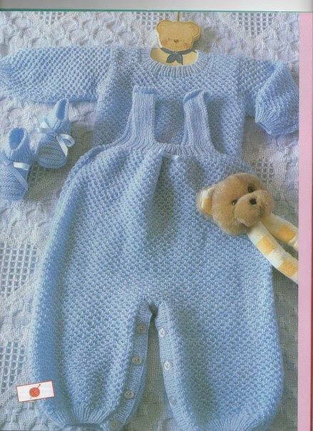 blue suit for a baby (439x604, 85Kb)