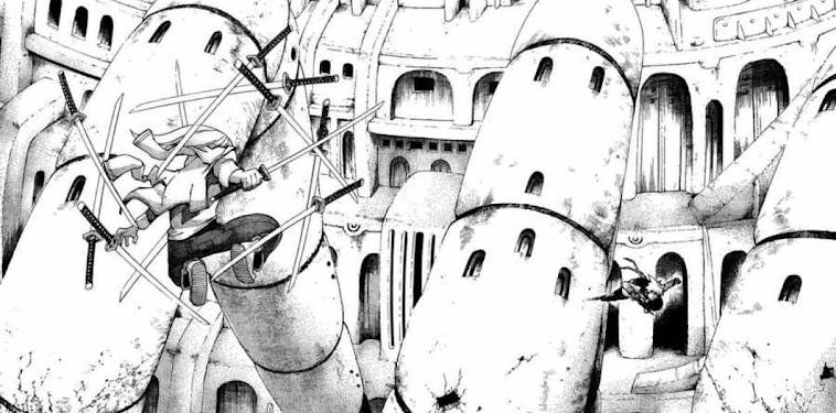 Soul Eater Mifune Death