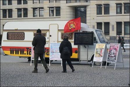 """""""Tamil Van"""" in Berlin, Germany"""