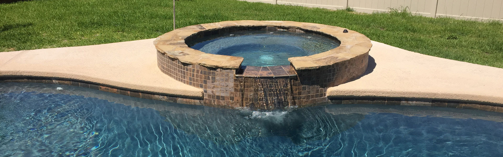 New Pool Construction Corpus Christi Service Repairs Pool