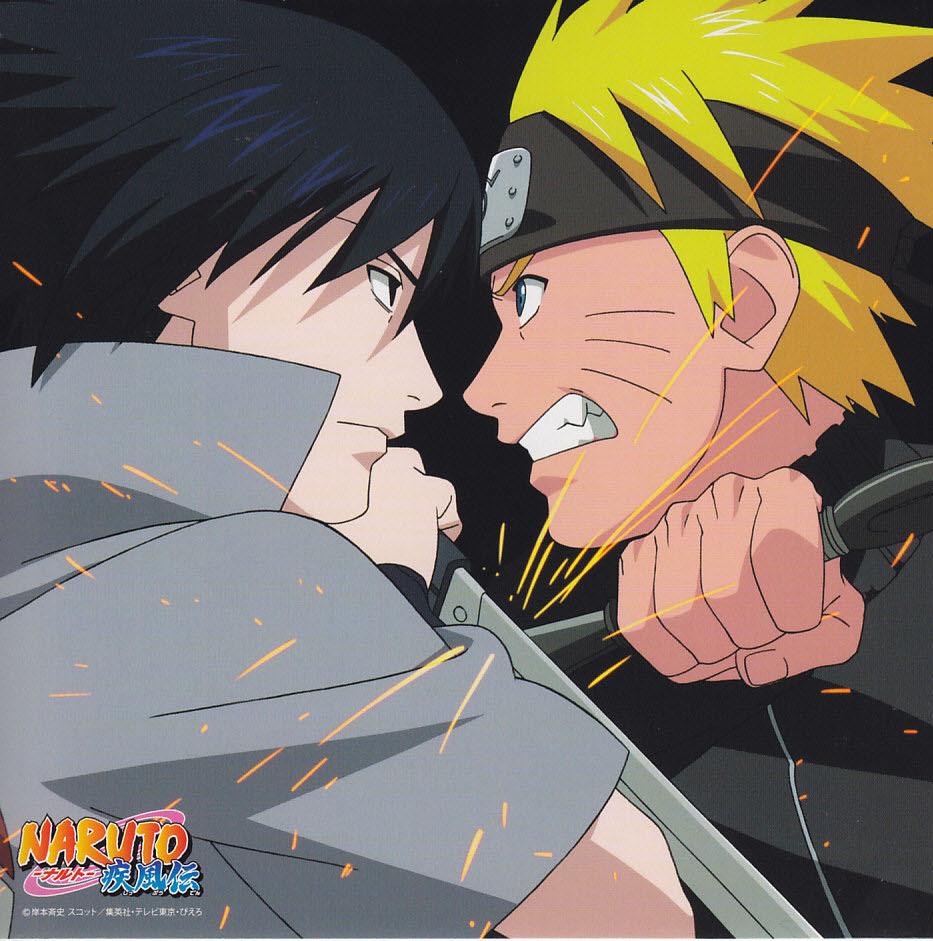 Naruto Shippuuden images Sasuke vs. Naruto wallpaper photos 19715749