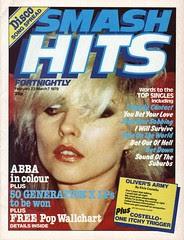 Smash Hits, February 22, 1979
