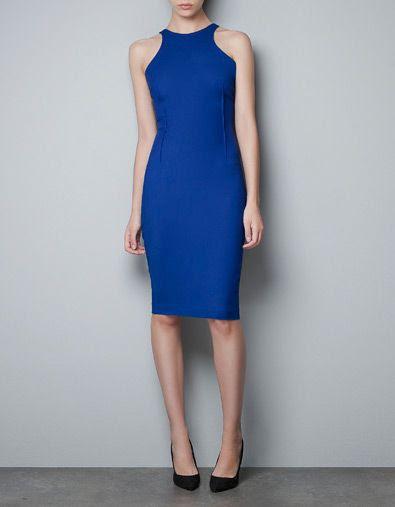 Zara Racer Back Dress