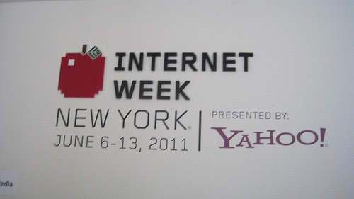 Internet Week New York #iwny 2011