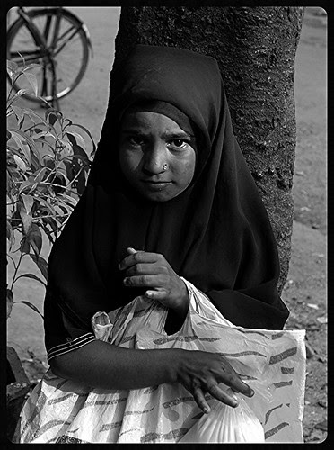 The Cosmic Cycle Of  A Muslim Beggars Pain by firoze shakir photographerno1
