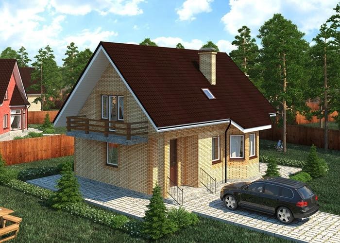 Можно ли построить дом на 4 сотках земли