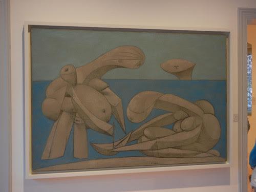 DSCN2840 _ La Baignade, Pablo Picasso, 1937, Collezione Peggy Guggenheim, Venezia, 15 October