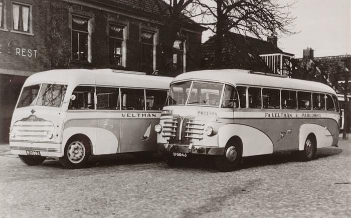 1952 Ford Groenewold Hoogezand