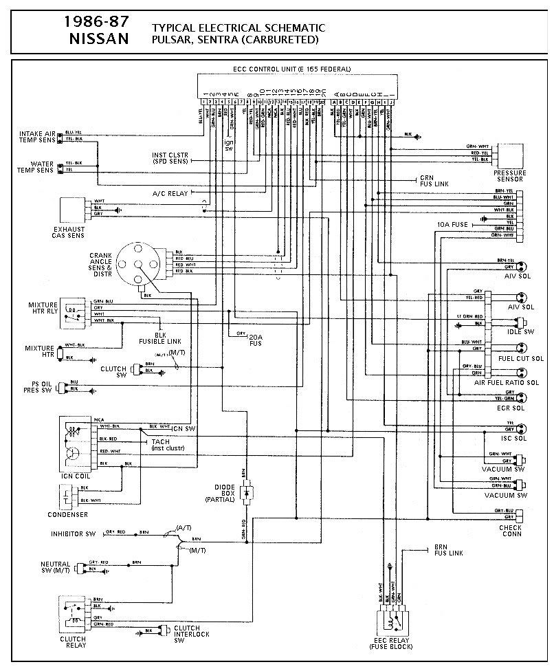 Nissan B13 Wiring Diagram Wiring Diagram Add Another Add Another Consorziofiuggiturismo It