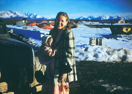 Alaskan Airport