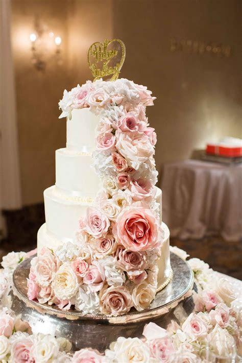 Cakes & Desserts Photos   Four Tier Cake, Fresh Blush