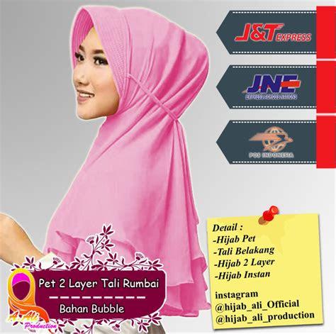 hijab instan  layer tutorial hijab terbaru