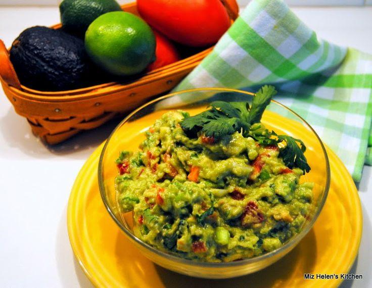 Miz Helen's Guacamole