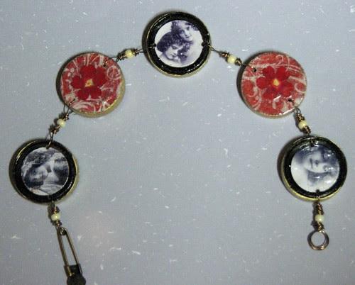 checker bracelet011