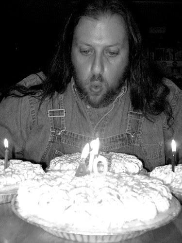 Happy Birthday to Me! IV