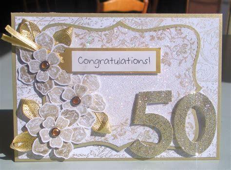 Mum & Dad?s 50th Anniversary Card ? EnchantINK