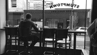 Portland - Cafe Scene