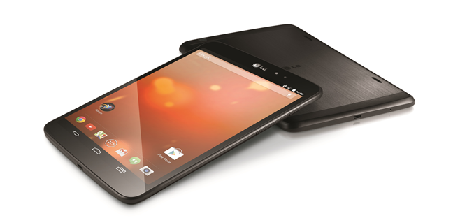 LG Makes The Google Play Edition G Pad Official, Available Now On Google Play For $350