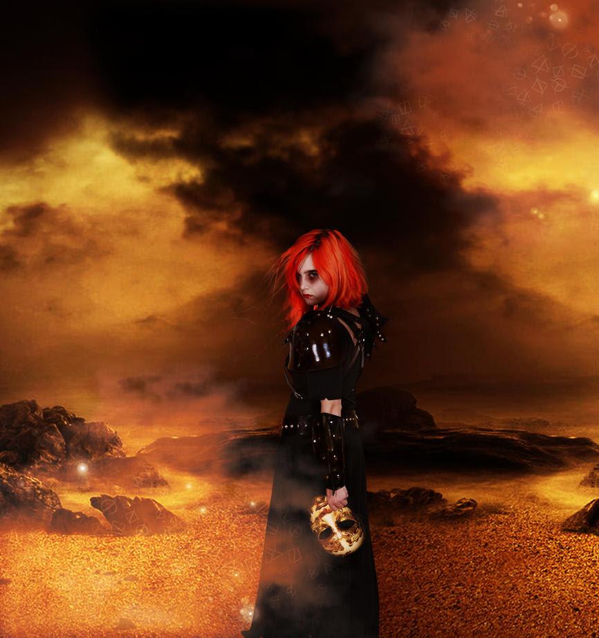 Abhorsen Trilogy : Clariel by Gwenhwyfar28