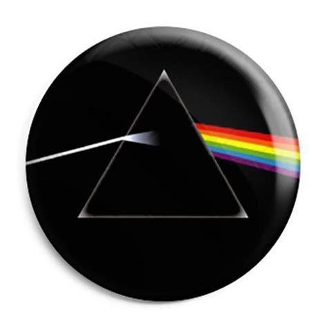 Pink Floyd   Dark Side of the Moon Button Badge, Fridge