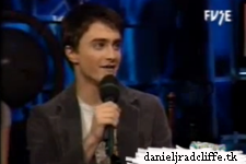 Daniel Radcliffe on Daily Download