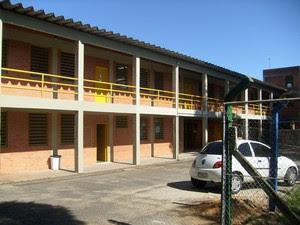 Professora foi agredida na Escola Municipal Irmão Pedro, em Canoas (Foto: Paula Vinhas/Prefeitura de Canoas)