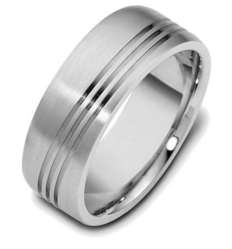 ring a ding ding pt.2   My Style   White gold wedding