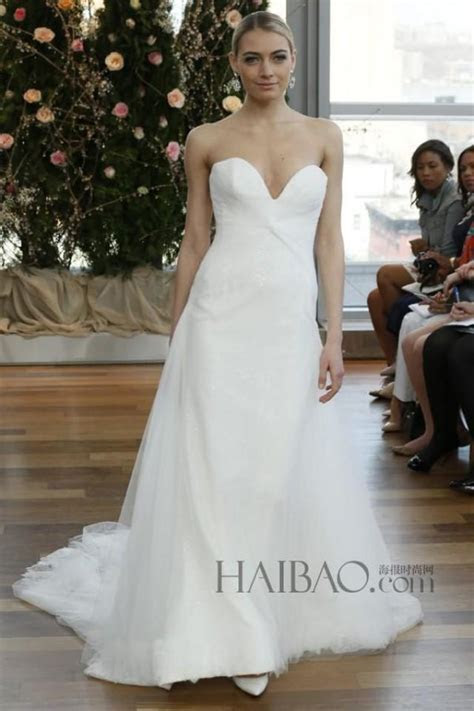 Cheap Sweetheart White Wedding Dresses 2015 Simple