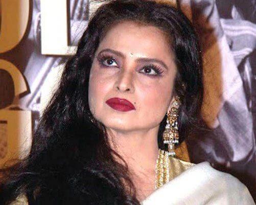 Rekha aka Bhanurekha Ganesan