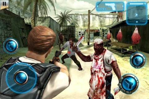 Pocketfullofapps Zombie Infection Screenshots Revealed