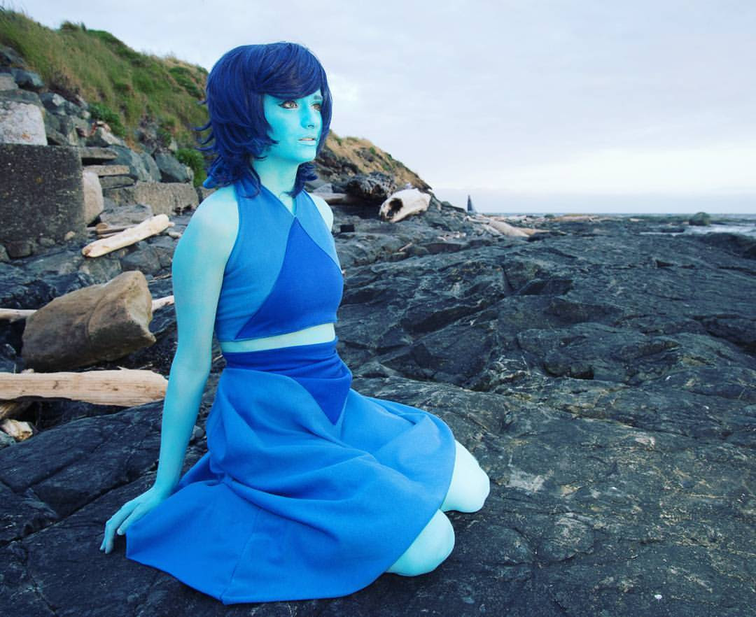 More Lapis throwback for the soul. 💙🙏💧💦