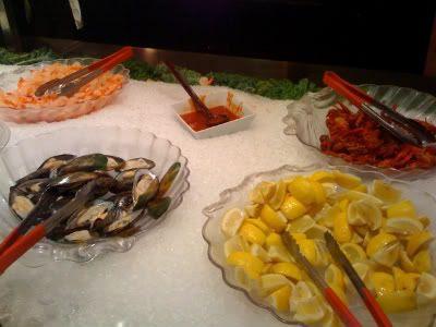 Hokkaido Cold Seafood