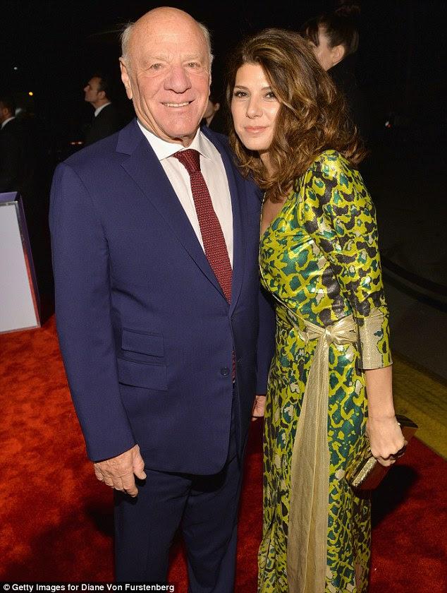 'Tis a estação: O vencedor do Oscar conversou com Barry Diller magnata da mídia