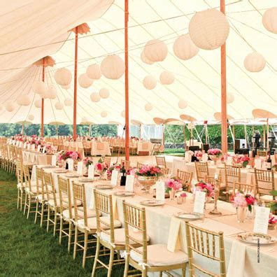 Can You Afford to Rent a Tent for Your Outdoor Wedding