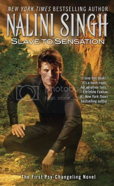 Slave to Sensation Cover