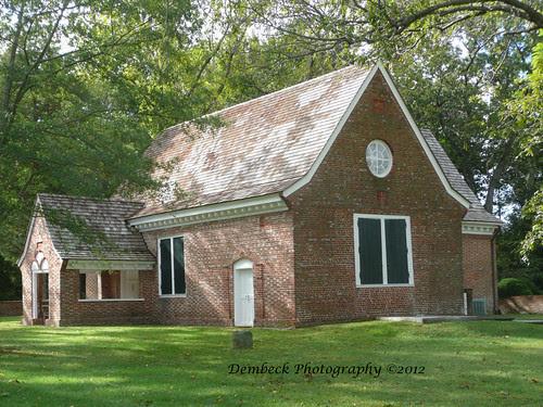 Yeocomico Church