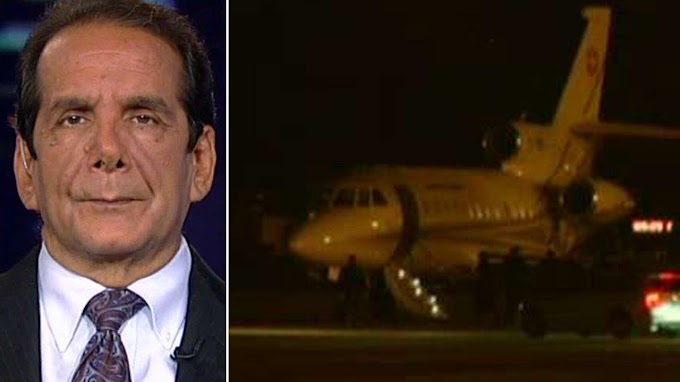 TREND ESSENCE: Krauthammer: The Iran nuclear deal is the real scandal