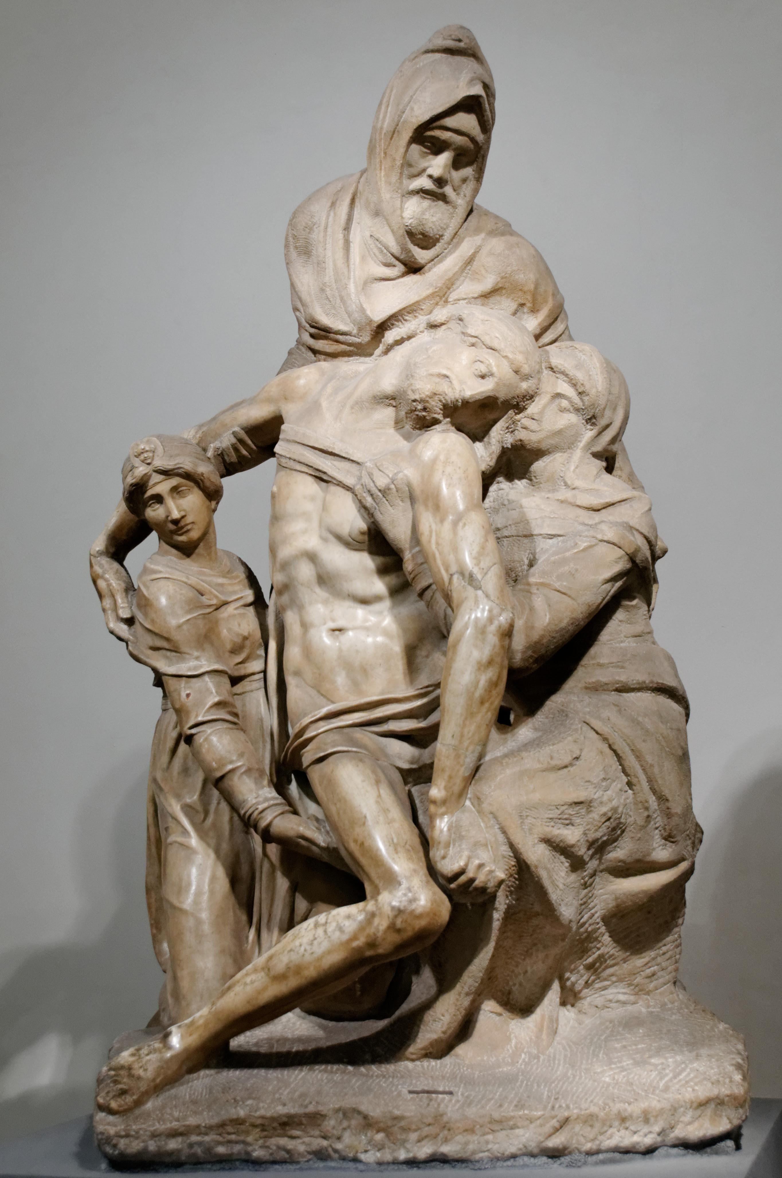 The Deposition - Michelangelo