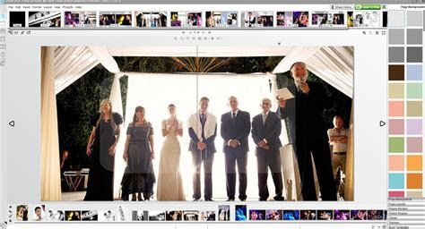 Wedding Album Design Software
