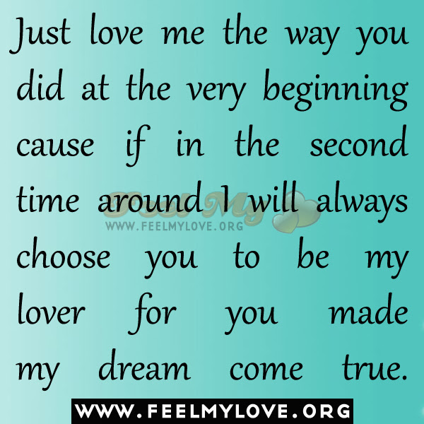 Quotes About Just Love Me 219 Quotes