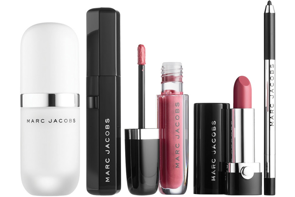 Marc Jacobs Beauty Effortlessly Irresistible - 5-piece Beauty Bestsellers Collection