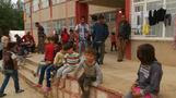 Syrians fleeing fierce fighting in Kobani, find refuge in Turkey