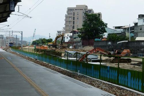 豐原站高架化工程