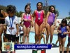 Natação de Jundiaí conquista 21 medalhas em Limeira no Torneio Regional
