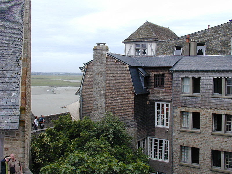 File:200506 - Mont Saint-Michel 22 - Houses.JPG