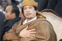 Líderes cristãos repercutem a morte de Khadafi, ex ditador da Líbia