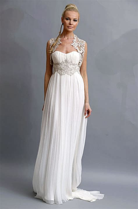 Bohemian style wedding dresses: Pictures ideas, Guide to