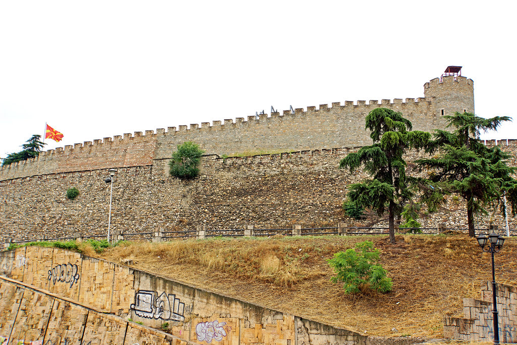 Samuel's Fortress